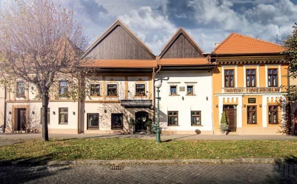 Hviezdoslav boutique hotel