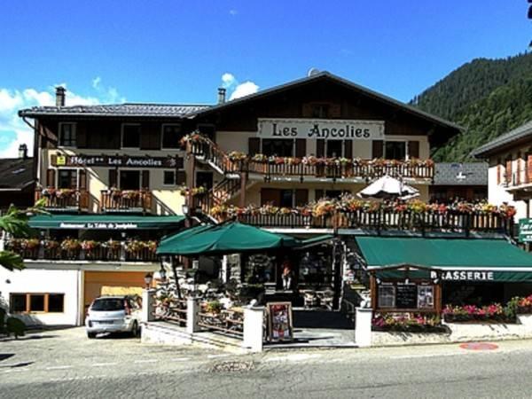 Hotel Les Ancolies Logis