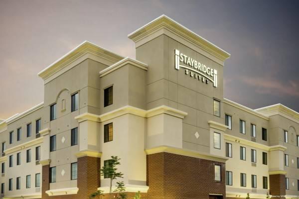 Hotel Staybridge Suites DENVER-STAPLETON