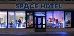 Space Hotel im Campus der JVP-Schule