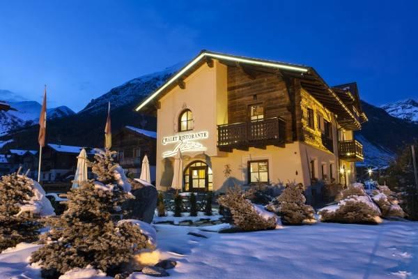 Hotel Mattias Chalet Ristorante