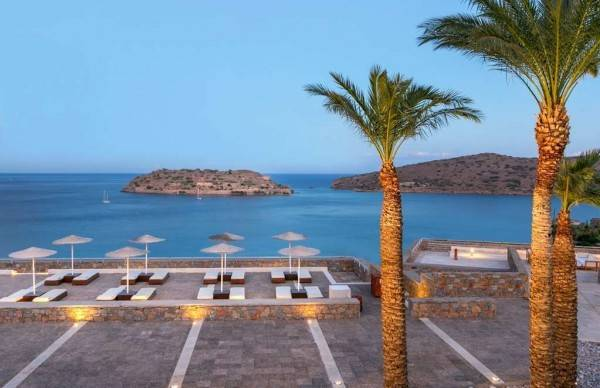 Hotel Blue Palace a Luxury Collection Resort and Spa Crete