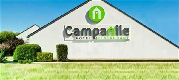 Hotel Campanile - Le Havre - Gonfreville