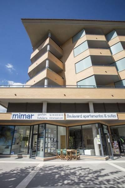 Hotel Boulevard apartamentos by mimar