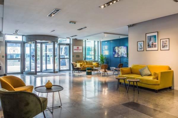 Hotel APPART'CITY CONFORT LYON PART-DIEU