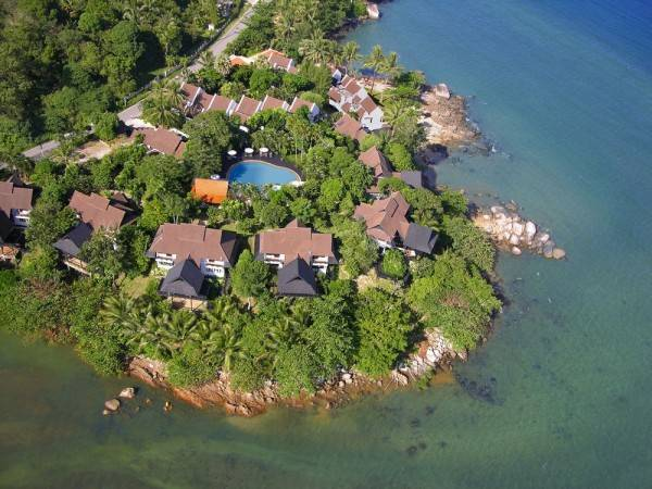 Hotel Kamala Beach Estate