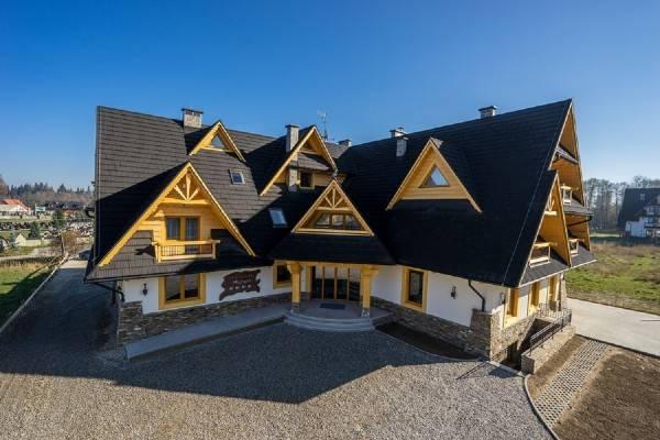 Hotel Dworek Myśliwski Hubert
