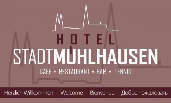 Hotel Stadt Mühlhausen