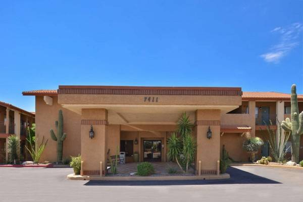 Hotel 3 Palms Tucson North Foothills