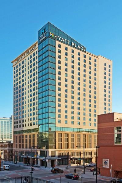 Hotel Hyatt Place Denver Downtown