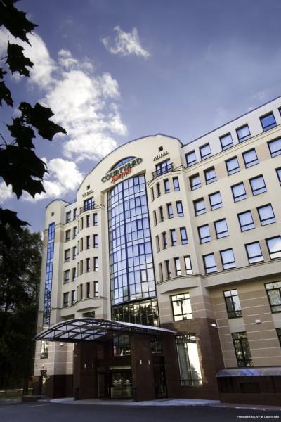 Hotel Courtyard St. Petersburg Center