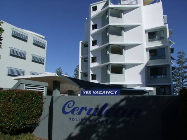 Hotel Cerulean Apartments