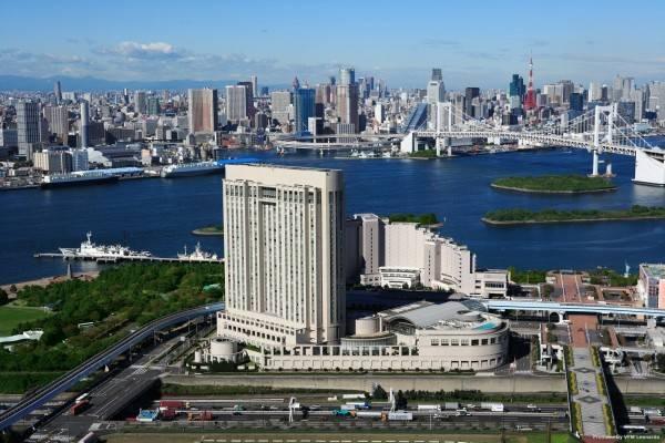 Hotel Grand Nikko Tokyo Daiba
