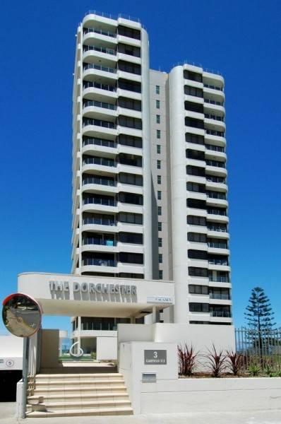 Hotel Dorchester on the Beach