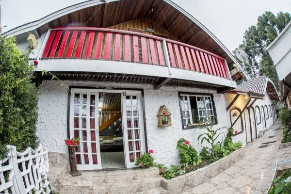 Hotel Pousada Recanto Monte Suíço