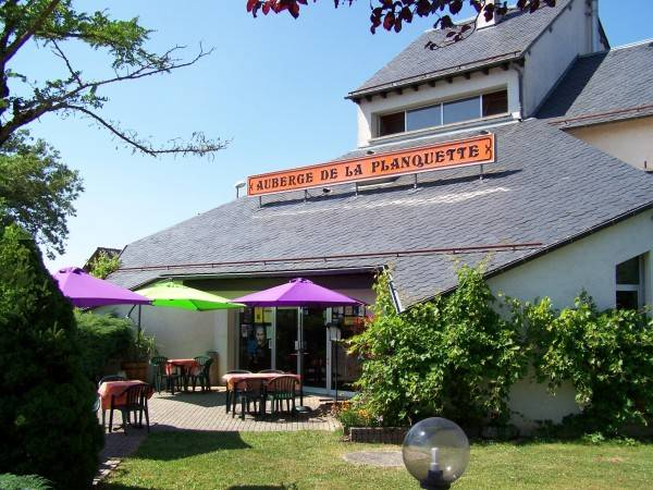 Hotel Auberge de la Planquette Logis