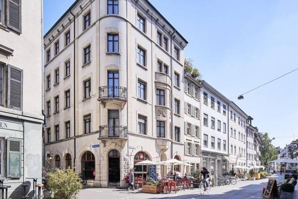Hotel Consum Residence by Krafft Basel