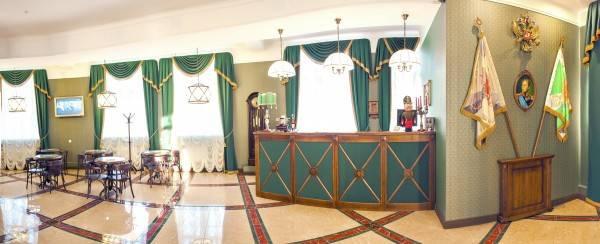 Hotel Moskovskaya Zastava