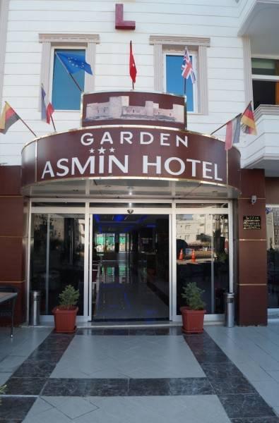 Hotel Garden Asmin Otel