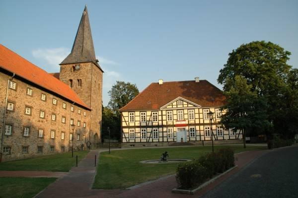 Hotel Johanniterhaus Kloster Wennigsen