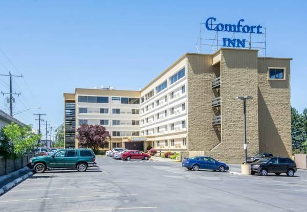 Comfort Inn University District/Downtown