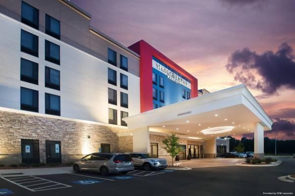 Hotel SpringHill Suites Fayetteville Fort Bragg