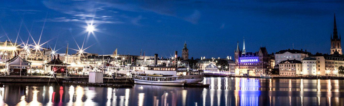 Hotels in Stockholm: ✓Free cancellation until 6 pm on the day of arrival ✓Good connection to the city centre ✔HRS fair dealing service