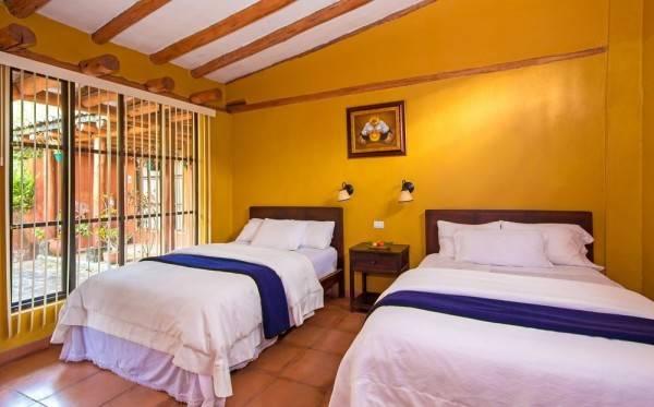 Hotel Hacienda Manteles