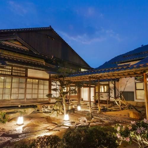 (RYOKAN) Takeda Castle Town Hotel EN