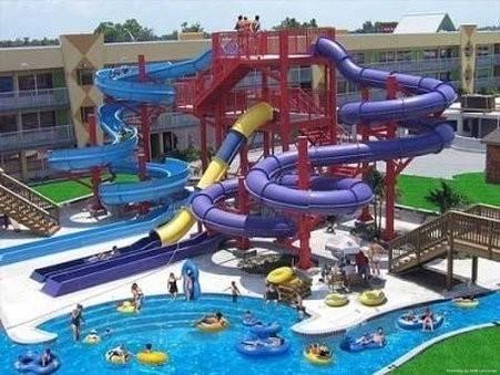 Hotel FLAMINGO WATERPARK RESORT