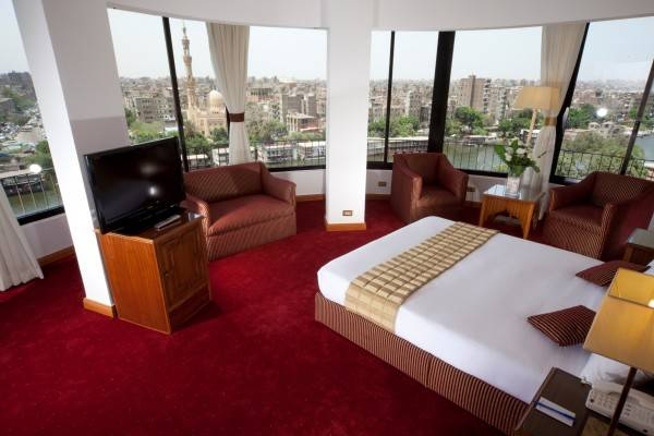 Hotel Golden Tulip Flamenco Cairo