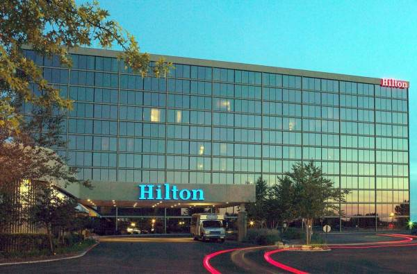 Hotel Hilton Kansas City-Airport