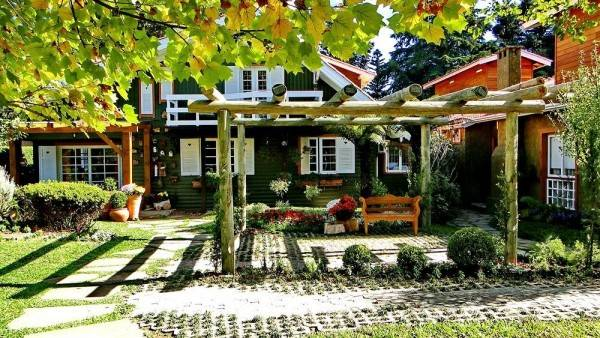 Hotel Pousada Jardim Secreto Gramado