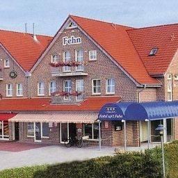 Hotel Upt Fehn Anreise bis 22 Uhr möglich