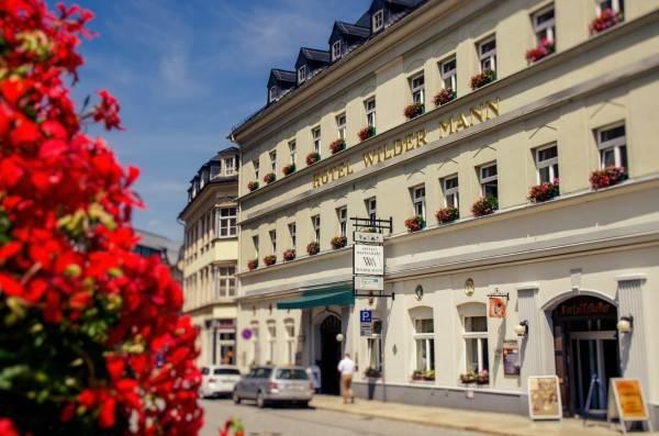 The Royal Inn Wilder Mann Annaberg