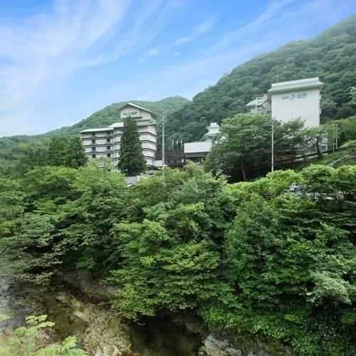 Hotel (RYOKAN) Sakunami Onsen Yuzukushi Salon Ichinobo