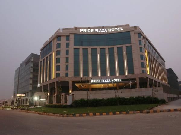 The Pride Plaza Hotel Aerocity