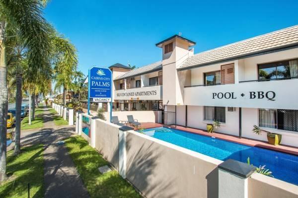 Hotel Cairns City Palms