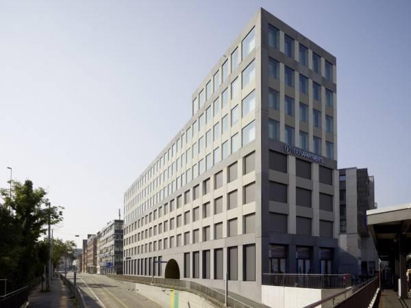 Hotel VISIONAPARTMENTS Zurich Wolframplatz