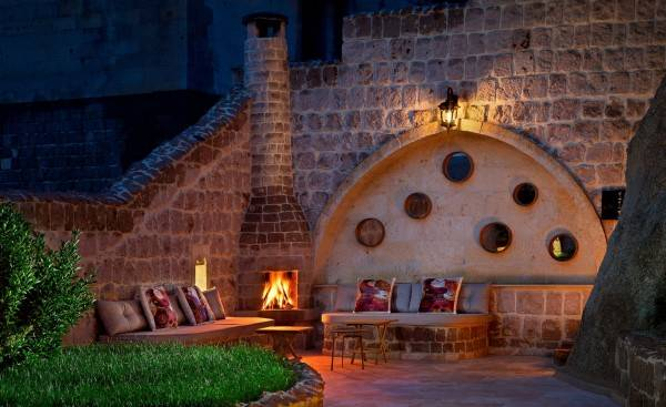 Hotel Seraphim Cave Cappadocia