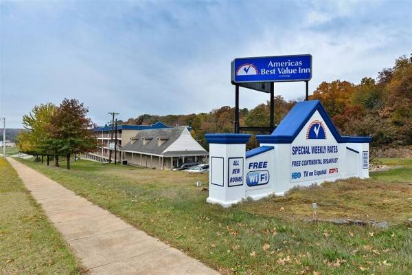 Americas Best Value Inn-North Little Rock