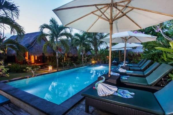 Hotel TS Hut Lembongan