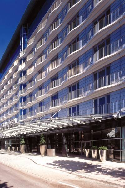 Hotel Le Méridien Hamburg