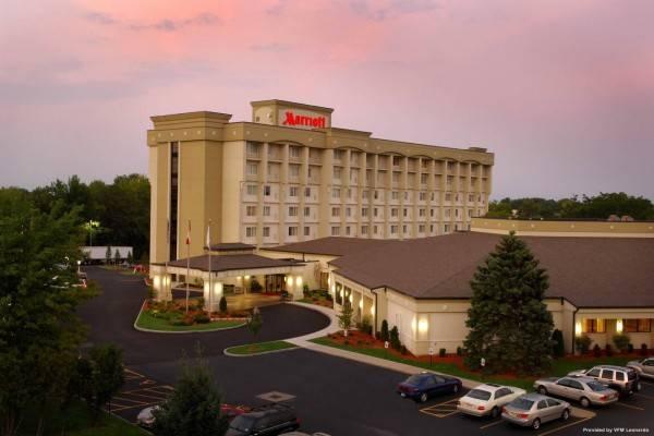 Hotel Rochester Airport Marriott