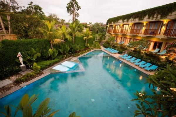 Hotel UBUD WANA RESORT