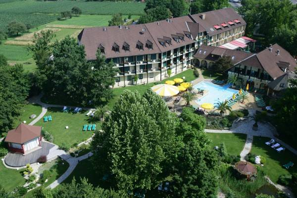 Romantik Hotel im Park