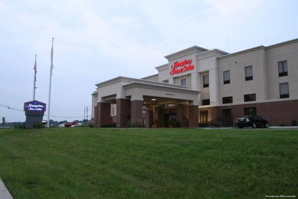 Hampton Inn - Suites Madisonville
