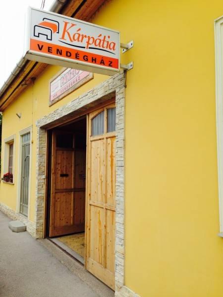 Hotel Karpatia Panzio