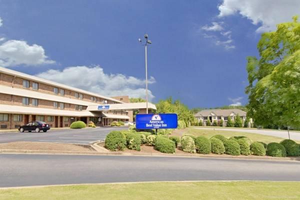 Best Western Atlanta-Marietta Ballpark Hotel