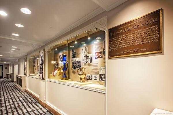 Hotel Marriott Vacation Club Pulse at The Mayflower Washington D.C.